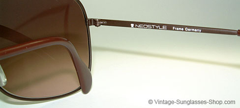 Neostyle Academic 210 - 80er Brille
