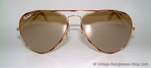 Ray Ban Large Metal - Tortuga RB50 Details