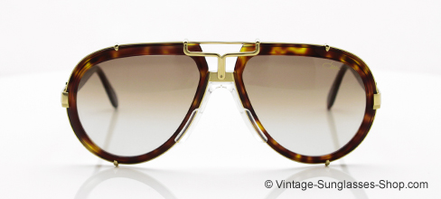Cazal 642 - Limited Edition - Large Details