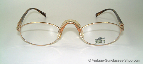Lacoste 703 Reading Glasses Details