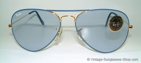 Ray Ban Large Metal - Flying Colors Details