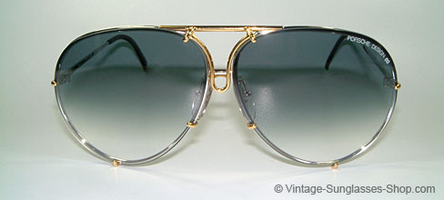 Sonnenbrillen Porsche 5621 Large 80er Pilotenbrille