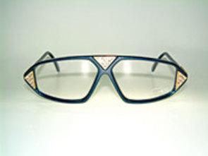 Cazal 199 - 80er Jahre Designer Brille Details