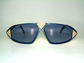 Cazal 199 - 80er Designer Sonnenbrille Details