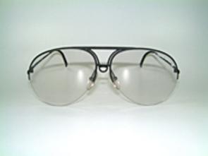 Porsche 5627 - Medium - Halb Randlose Brille Details