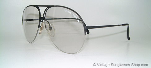 brillen porsche 5627 medium halb randlose brille. Black Bedroom Furniture Sets. Home Design Ideas