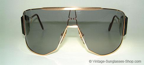 Alpina Goldwing - Kanye West - 80er Brille