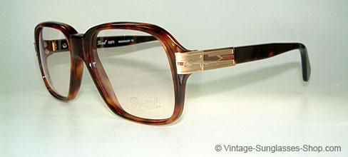e8a25cd0e3f0 Brillen Persol Manager 15 Ratti - Gold Plated Brille | Vintage ...