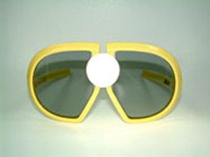 Silhouette Futura 571 - 70er Museum Brille Details