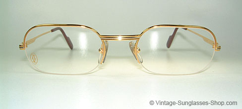 Cartier Ascot - Small - Rahmenlose Fassung