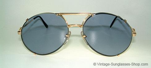 Bugatti 65822 - XL 80er Sonnenbrille