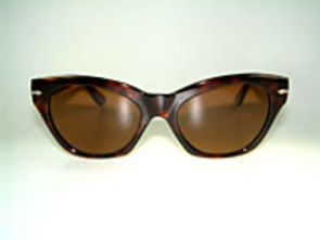 Persol 842 Ratti - 80er Damen Sonnenbrille Details
