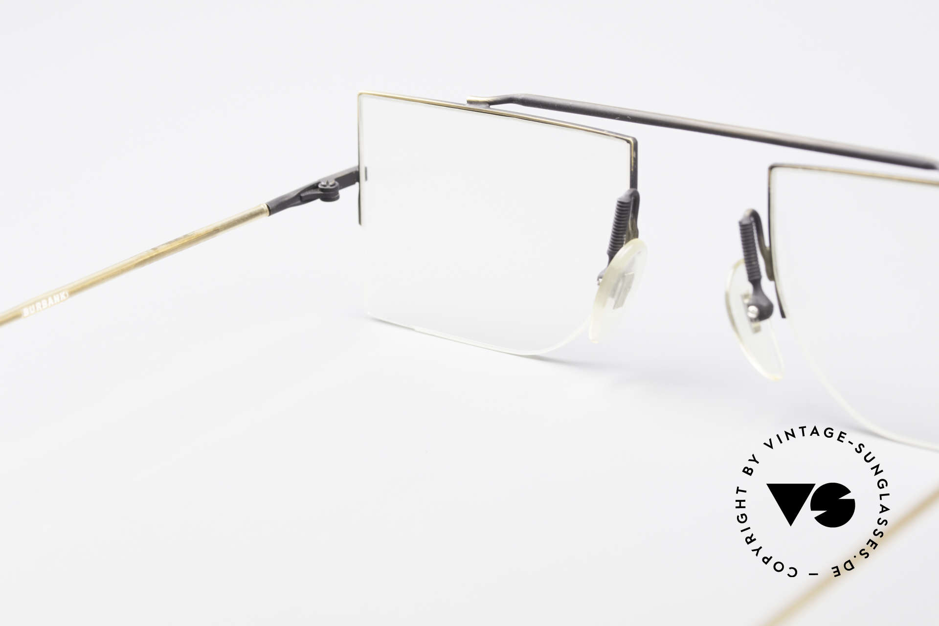 L.A. Eyeworks BURBANK 442 Echte Vintage Brille 90er, KEINE Retromode; ein altes ORIGINAL aus den 90ern, Passend für Herren und Damen