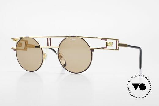 Cazal 958 90er Vanilla Ice Sonnenbrille Details