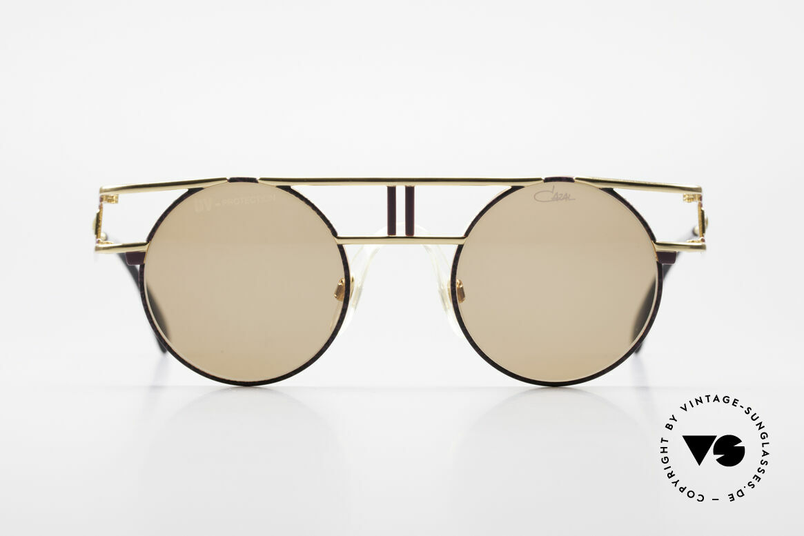 """Cazal 958 90er Vanilla Ice Sonnenbrille, u.a. getragen von """"Eurythmics"""", """"Vanilla Ice"""" uva., Passend für Herren und Damen"""