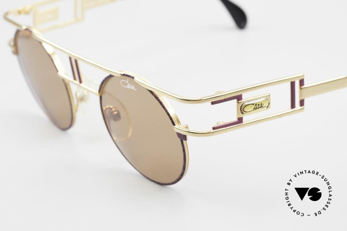 Cazal 958 90er Vanilla Ice Sonnenbrille, ungetragen (wie alle unsere Cazal vintage Brillen), Passend für Herren und Damen