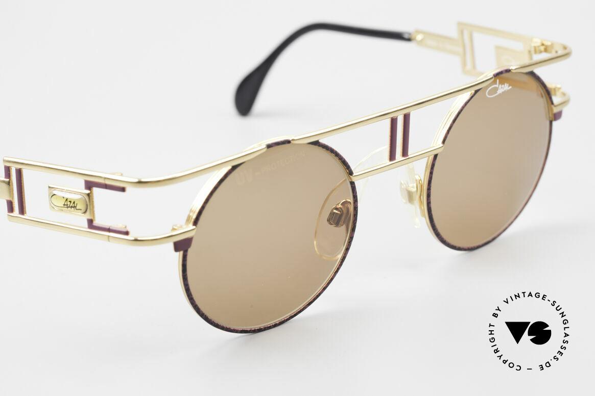 Cazal 958 90er Vanilla Ice Sonnenbrille, KEINE RETRObrille, sondern ein 28J. altes Original, Passend für Herren und Damen