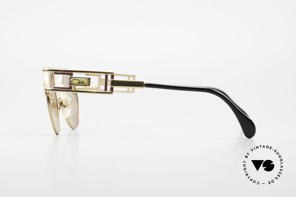 Cazal 958 90er Vanilla Ice Sonnenbrille, Größe: medium, Passend für Herren und Damen