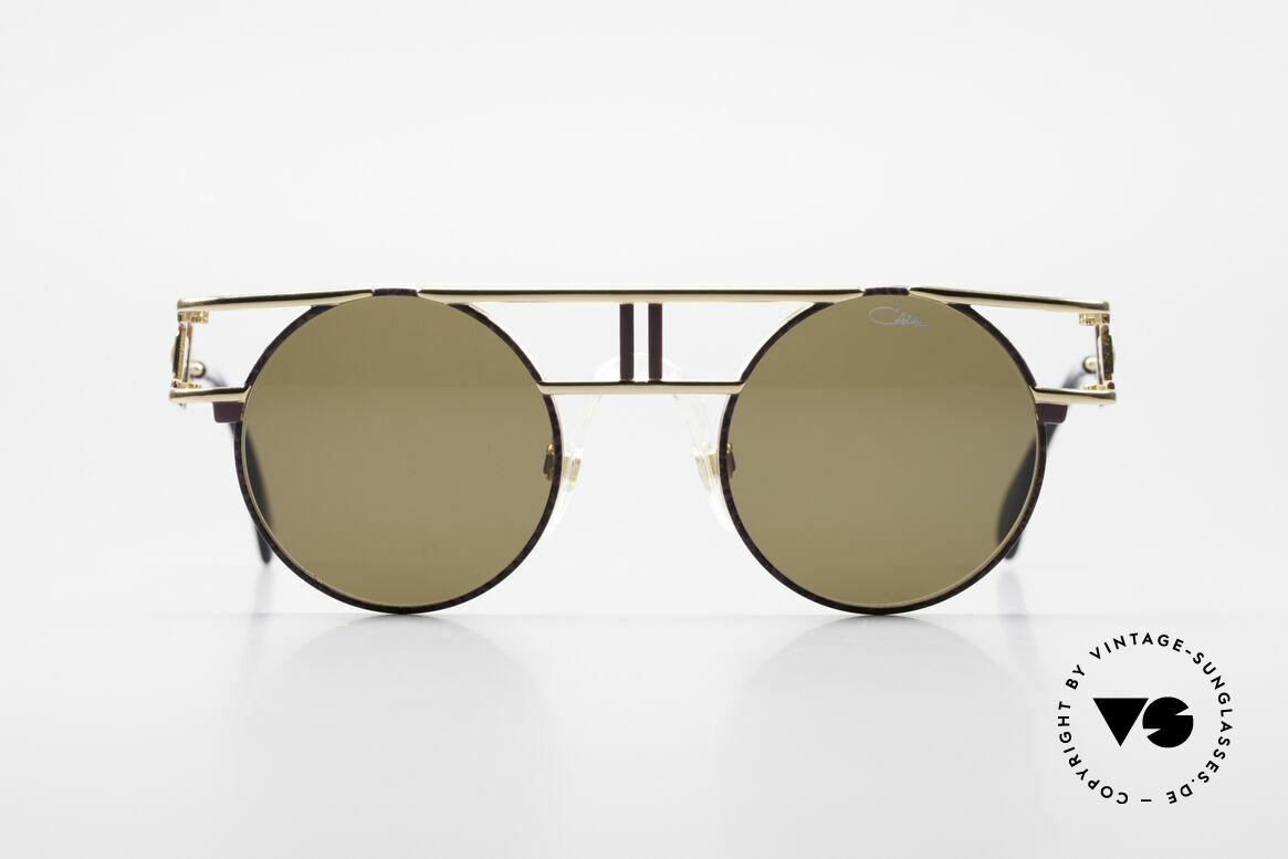 """Cazal 958 90er Eurythmics Sonnenbrille, u.a. getragen von """"Eurythmics"""", """"Vanilla Ice"""" uva., Passend für Herren und Damen"""