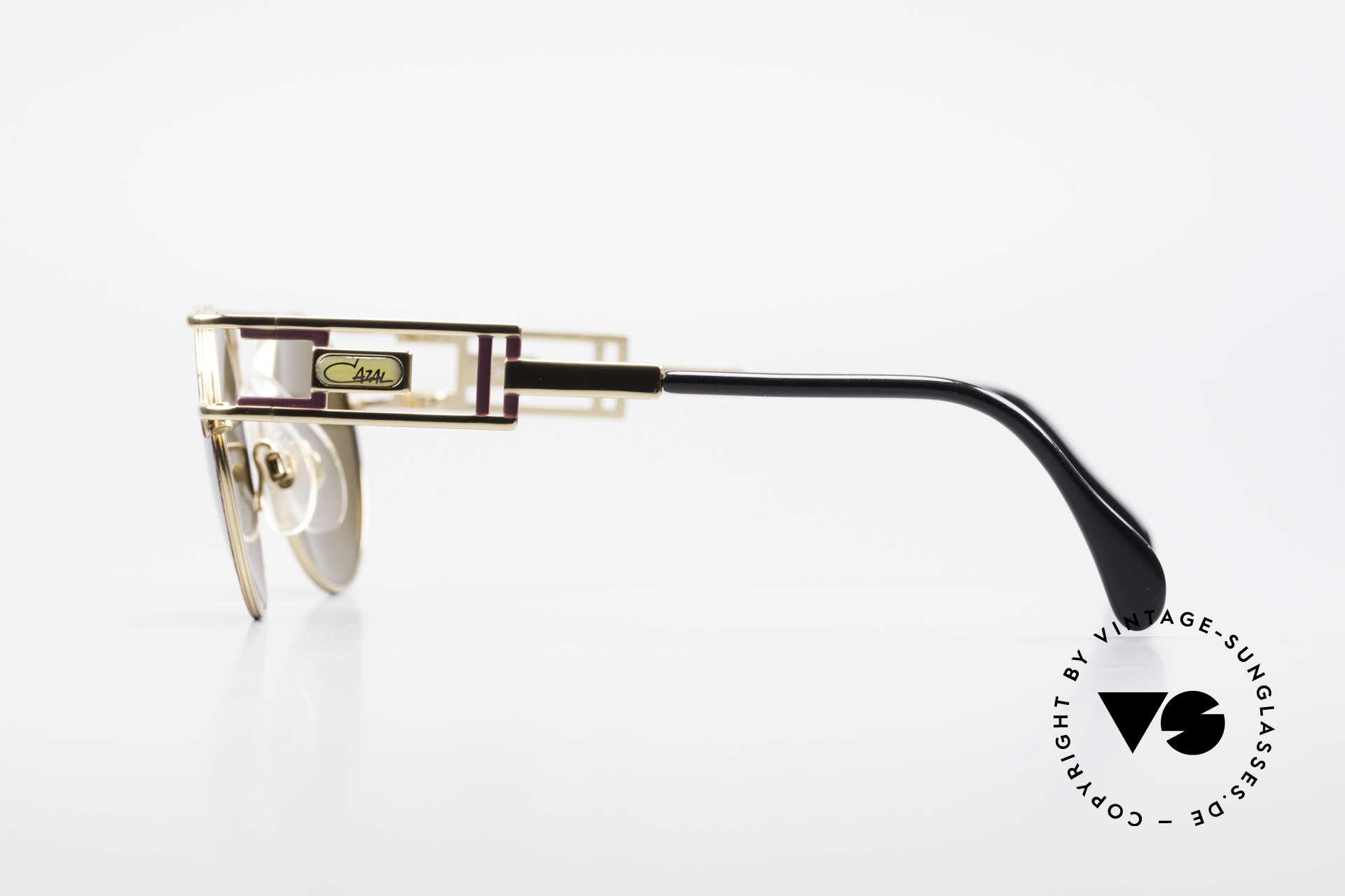Cazal 958 90er Eurythmics Sonnenbrille, ungetragen (wie alle unsere Cazal vintage Brillen), Passend für Herren und Damen