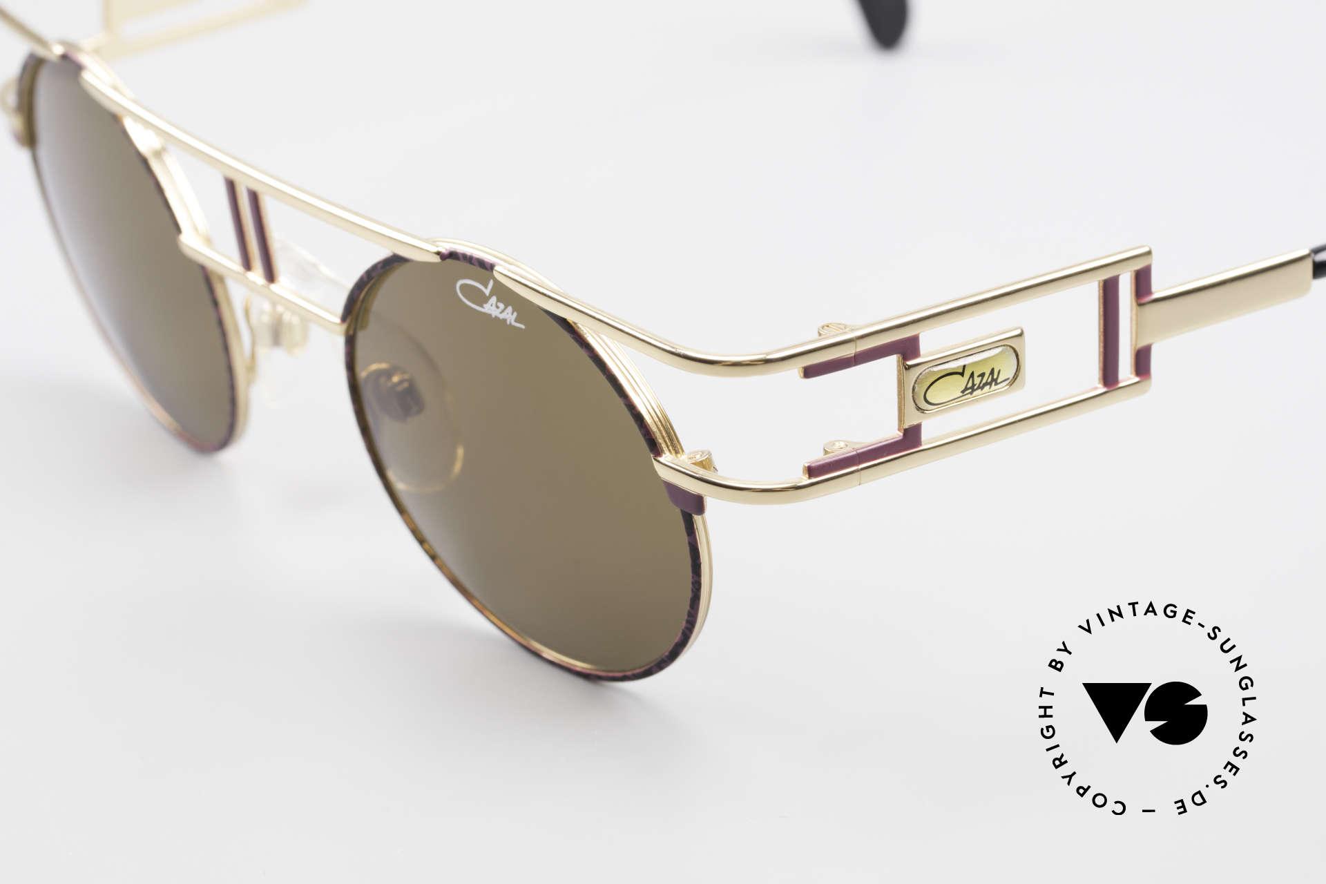 Cazal 958 90er Eurythmics Sonnenbrille, KEINE RETRObrille, sondern ein 28J. altes Original, Passend für Herren und Damen