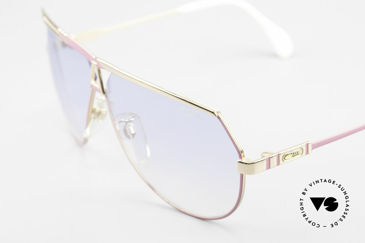 Cazal 954 Oversized XXL Sonnenbrille, ungetragen (wie alle unsere legendären Cazal Modelle), Passend für Damen