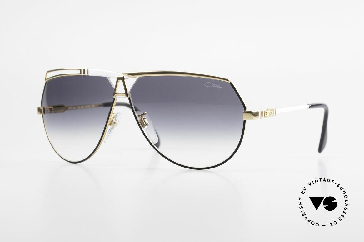 Cazal 954 Vintage Designer Sonnenbrille, außergewöhnliche Cazal vintage Designer-Sonnenbrille, Passend für Herren und Damen