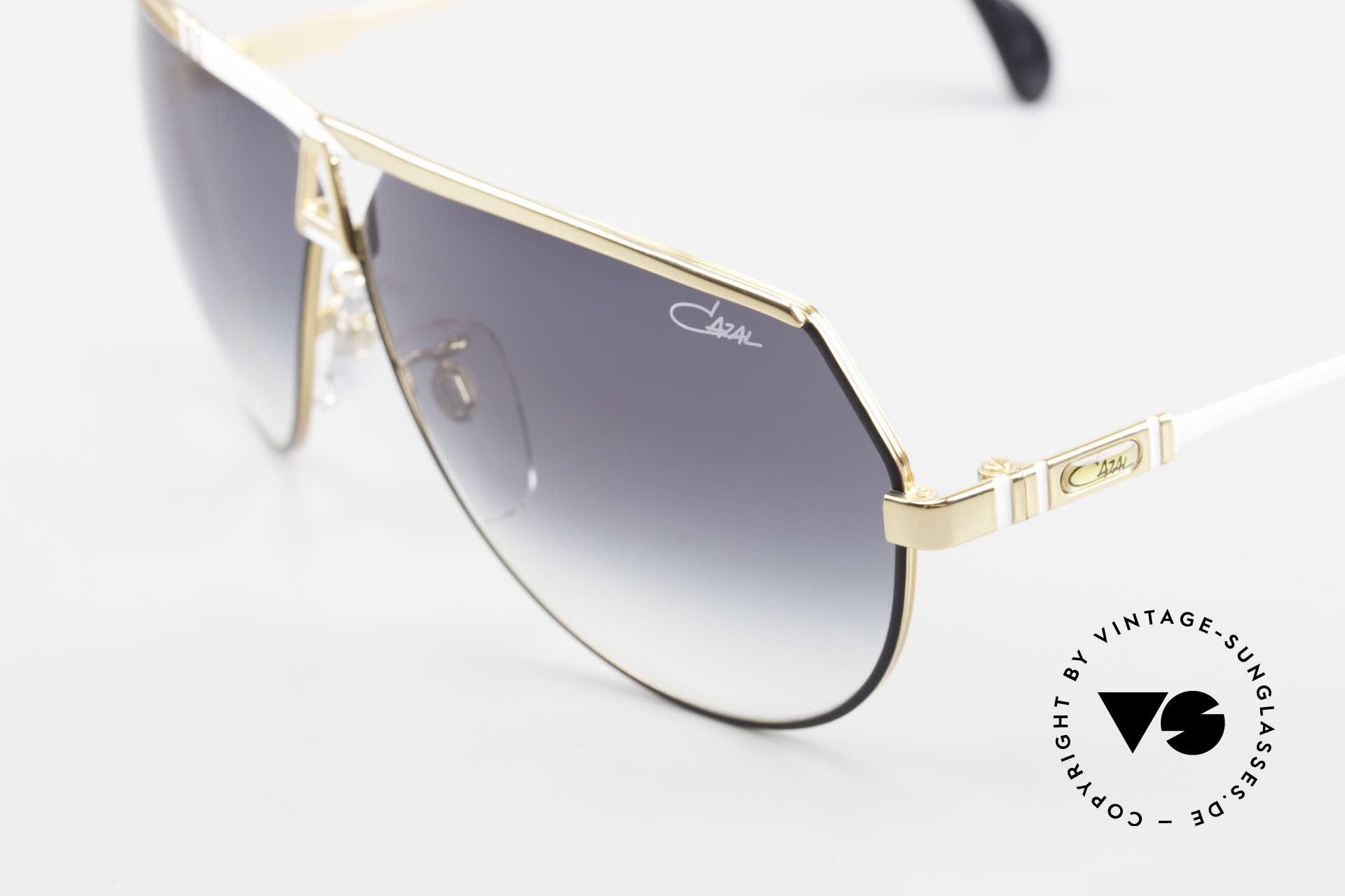 Cazal 954 Vintage Designer Sonnenbrille, ungetragen (wie alle unsere legendären Cazal Modelle), Passend für Herren und Damen