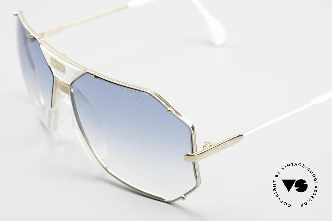 Cazal 905 Gwen Stefani Vintage Brille, echte RARITÄT und inzwischen ein Sammlerstück, Passend für Herren und Damen