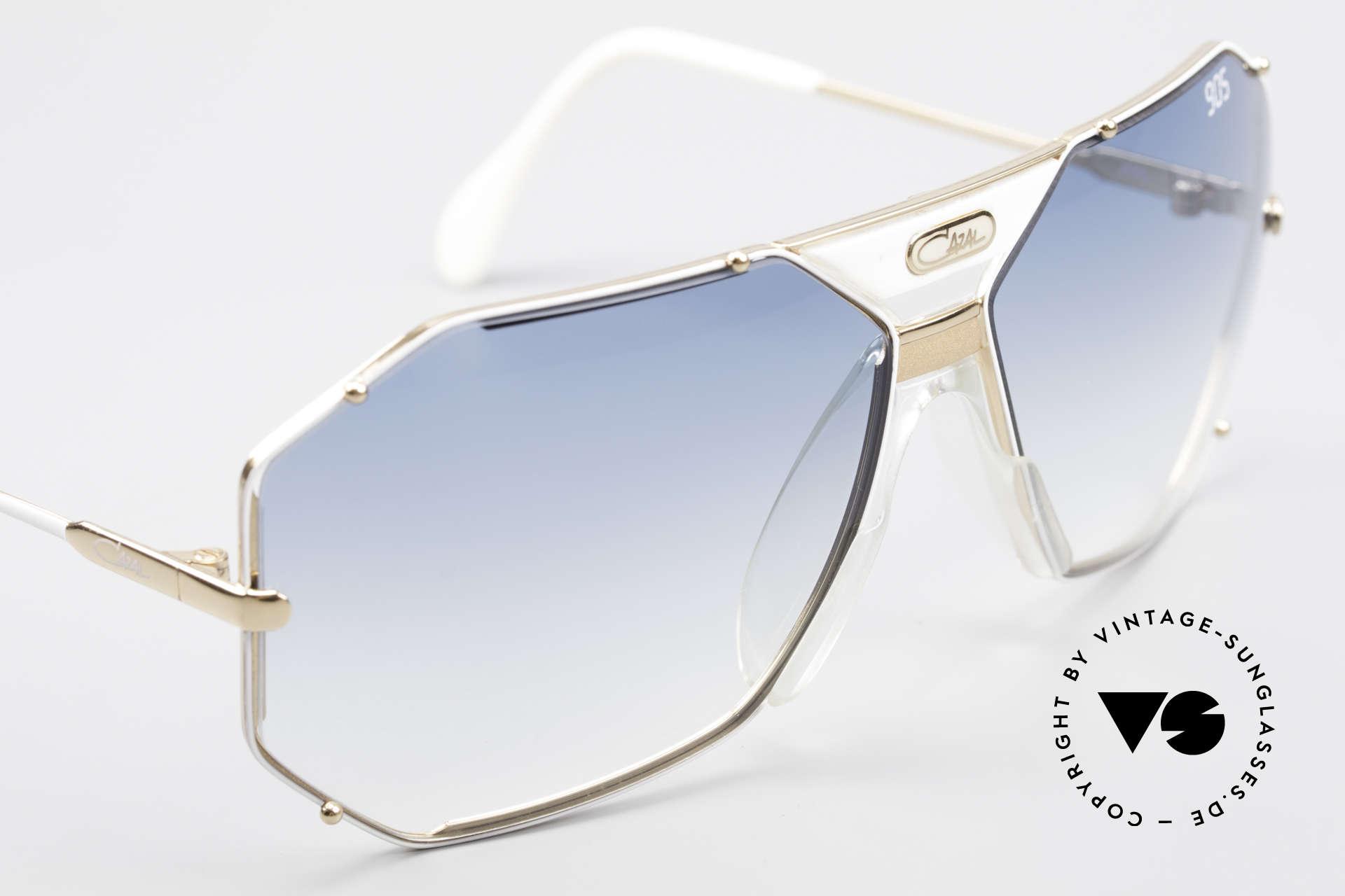 Cazal 905 Gwen Stefani Vintage Brille, ungetragen (wie alle unsere alten CAZAL Brillen), Passend für Herren und Damen
