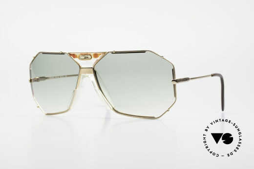 Cazal 905 Gwen Stefani Sonnenbrille 80er Details