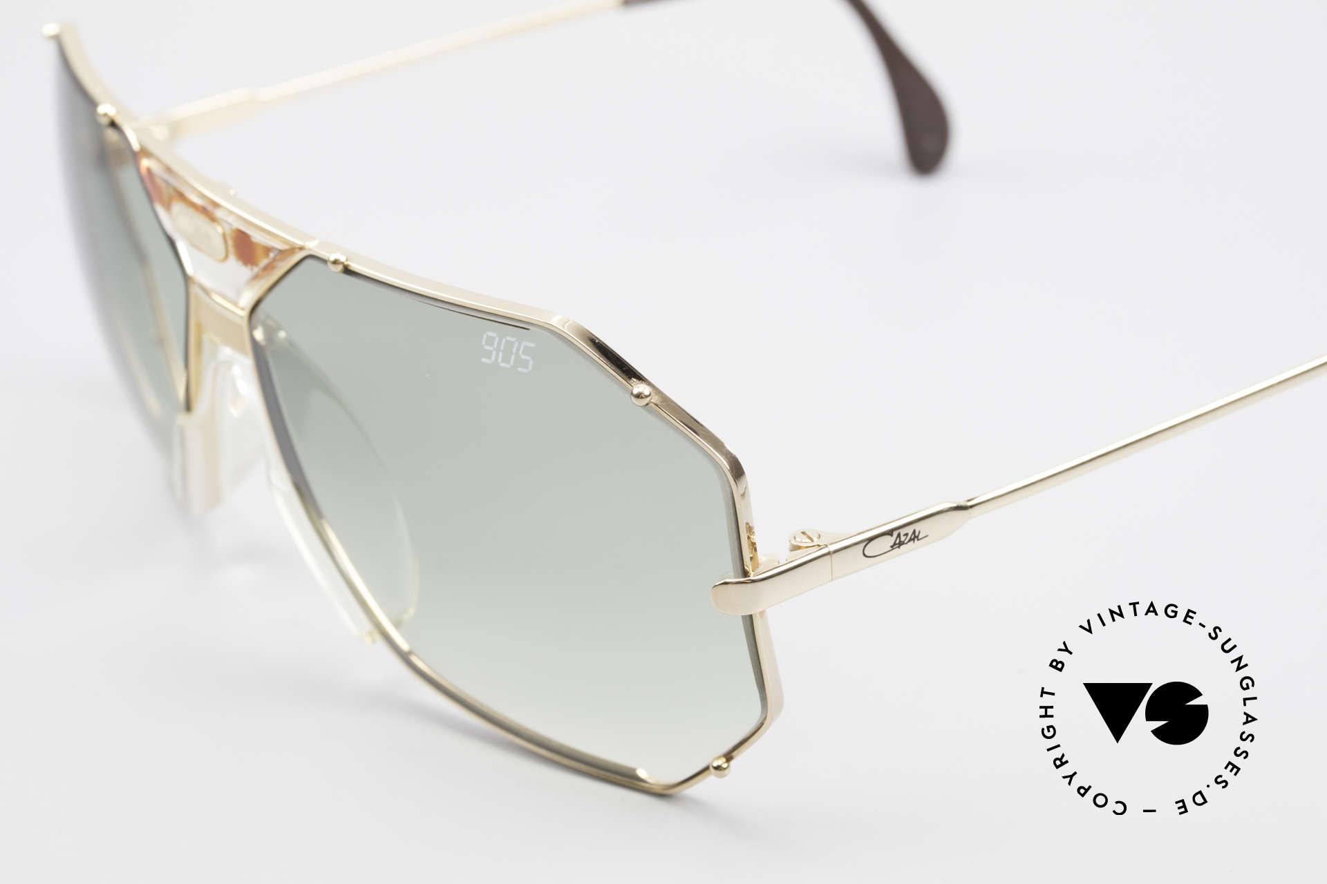 Cazal 905 Gwen Stefani Sonnenbrille 80er, echte RARITÄT und inzwischen ein Sammlerstück, Passend für Herren