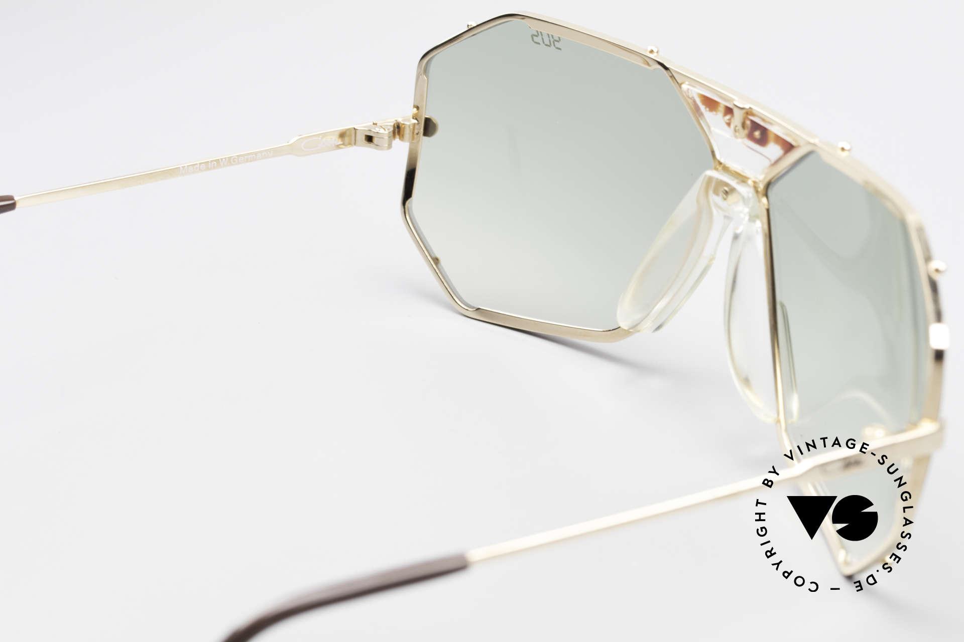 Cazal 905 Gwen Stefani Sonnenbrille 80er, u.a. getragen von Gwen Stefani (The Sweet Escape), Passend für Herren