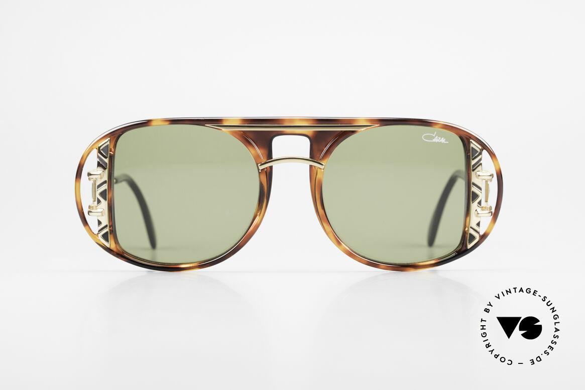 Cazal 875 90er Designer Sonnenbrille, von Design-Papst - Cari Zalloni (CAZAL) entworfen, Passend für Herren und Damen