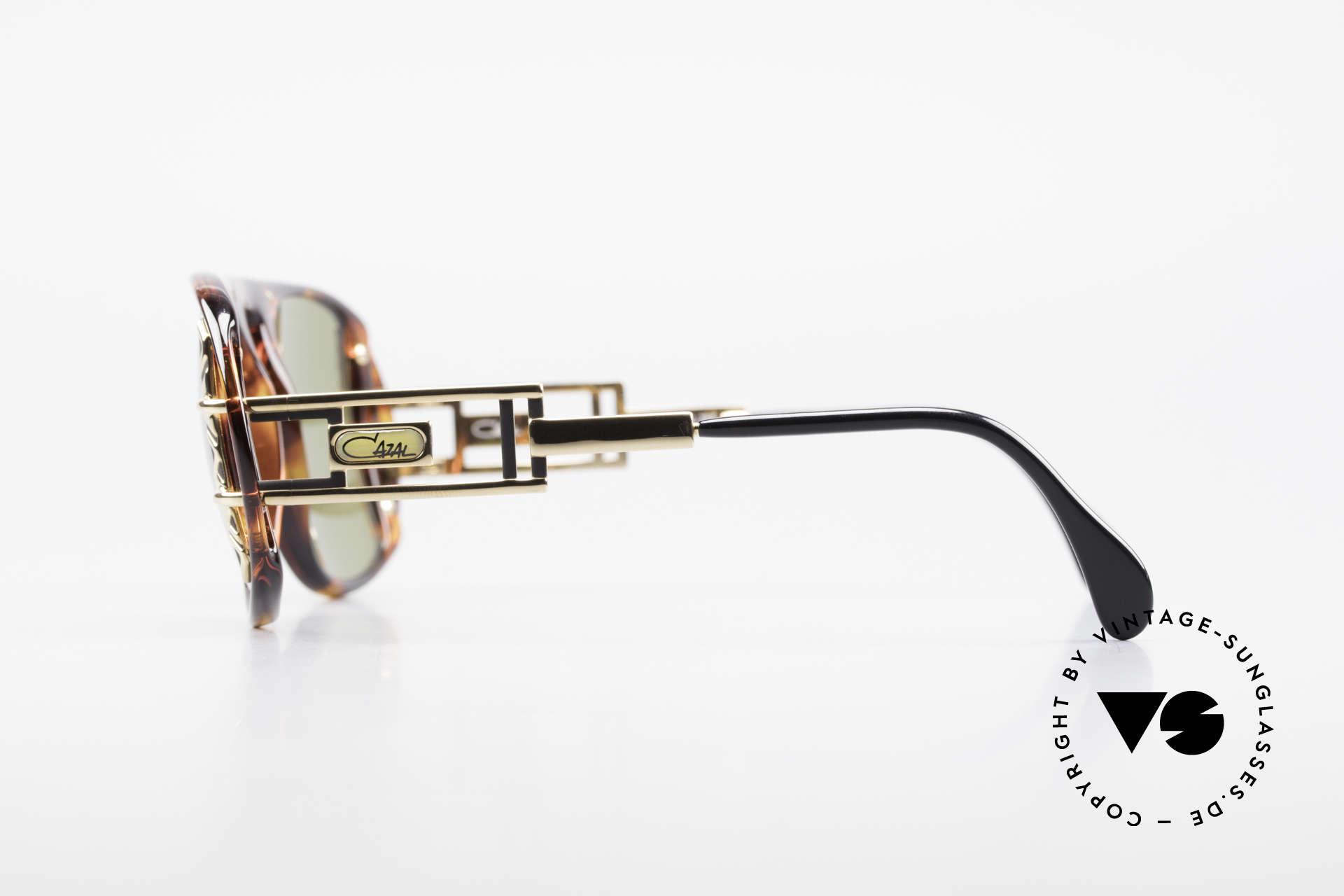 Cazal 875 90er Designer Sonnenbrille, ein echter vintage Hingucker; zudem in Top-Qualität, Passend für Herren und Damen
