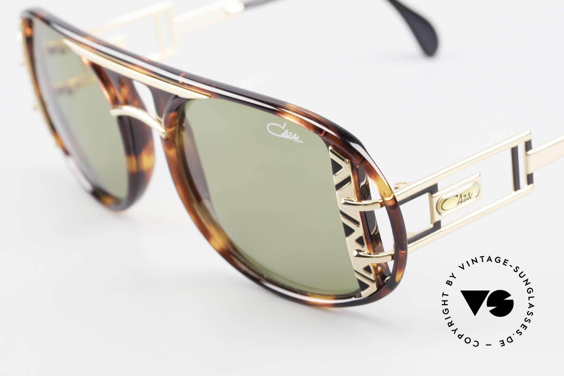 Cazal 875 90er Designer Sonnenbrille, ungetragen (wie alle unsere Original-Designerbrillen), Passend für Herren und Damen