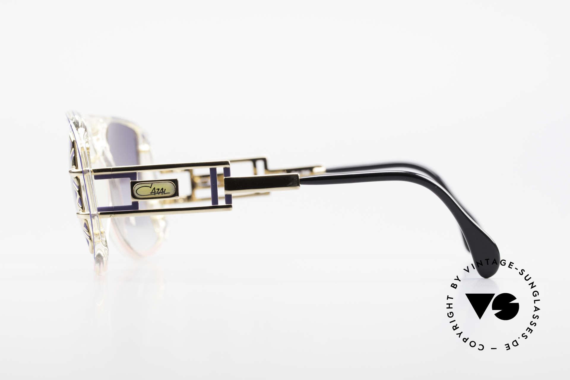 Cazal 875 Rare Designer Sonnenbrille, KEINE RETROmode; ein circa 25 Jahre altes UNIKAT!, Passend für Herren und Damen
