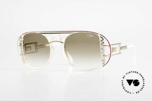 Cazal 875 Hip Hop Unisex Sonnenbrille Details