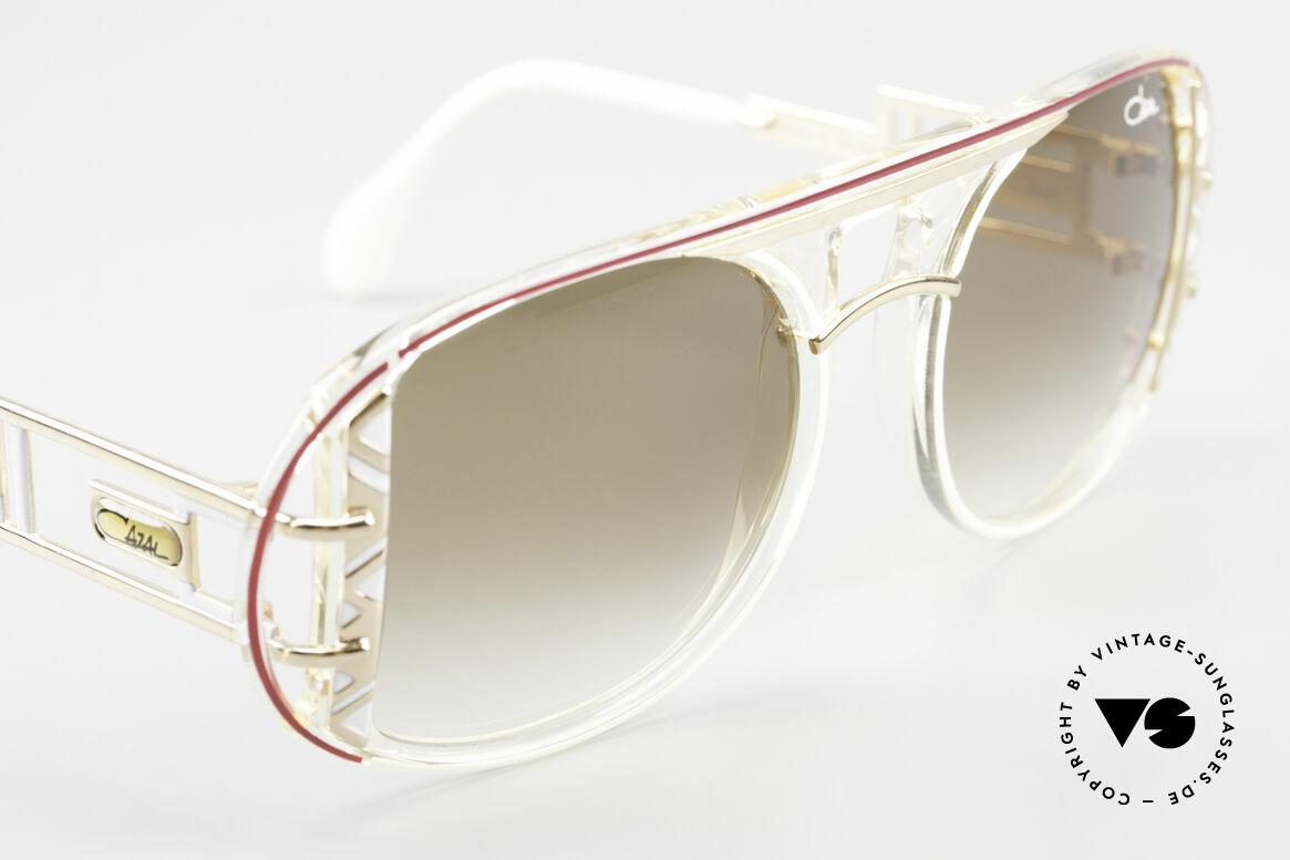 Cazal 875 Hip Hop Unisex Sonnenbrille, ungetragen; wie alle unsere Original-Designerbrillen, Passend für Herren und Damen