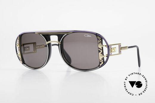 Cazal 875 90er Sonnenbrille Hip Hop Details