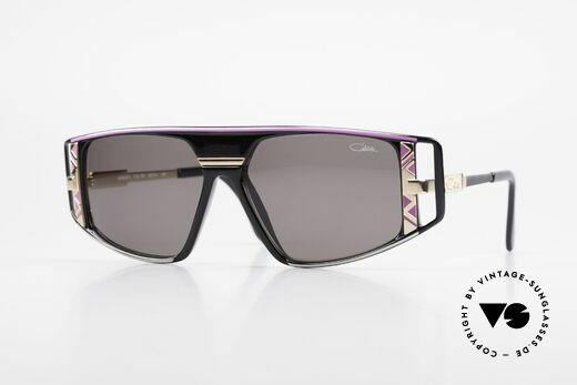 Cazal 874 Lady Gaga Sonnenbrille 90er Details