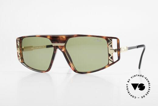 Cazal 874 1990er Unisex Designerbrille Details
