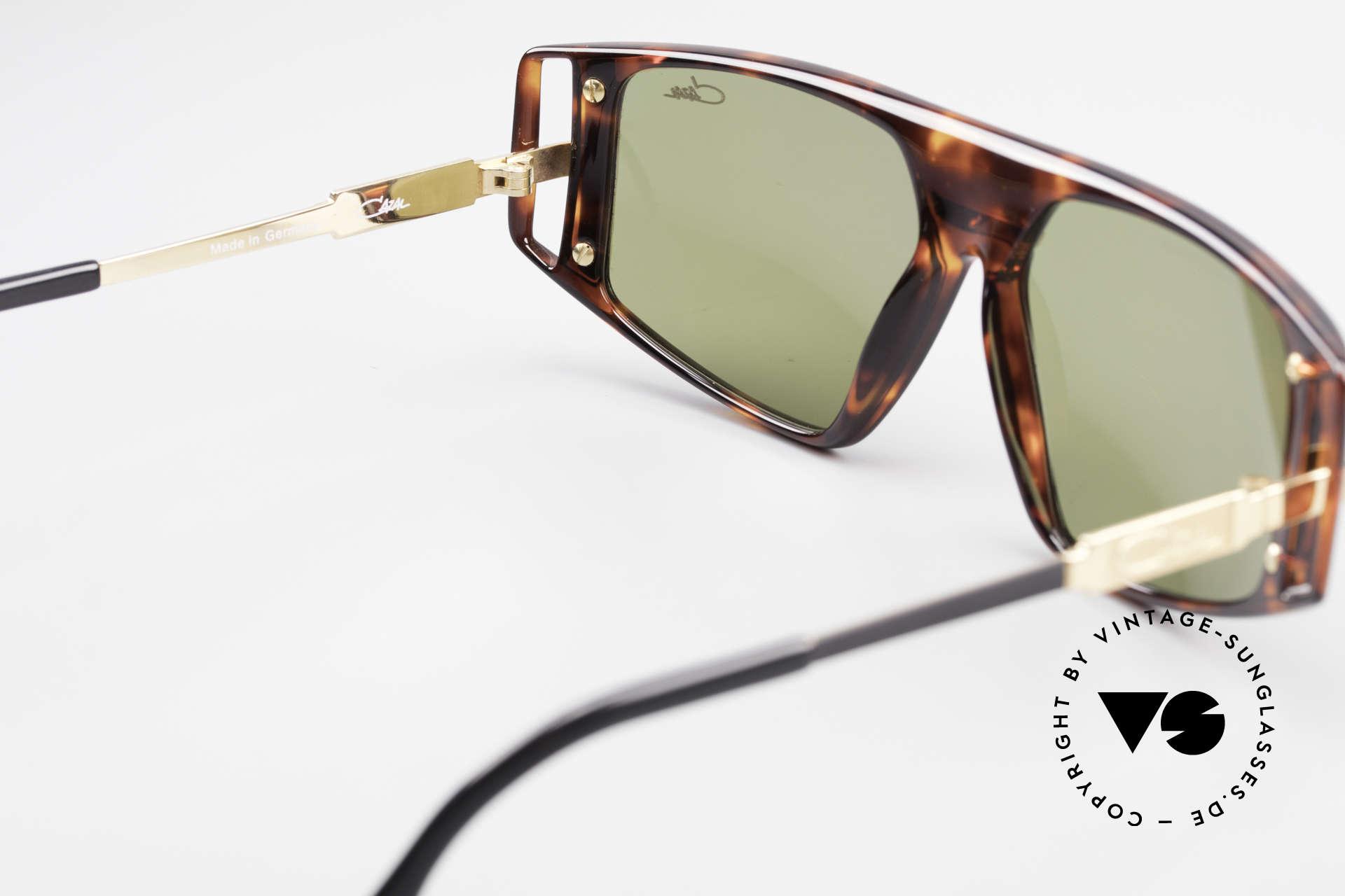 Cazal 874 1990er Unisex Designerbrille, KEINE RETROmode; ein ca. 25 Jahre altes Original!, Passend für Herren und Damen