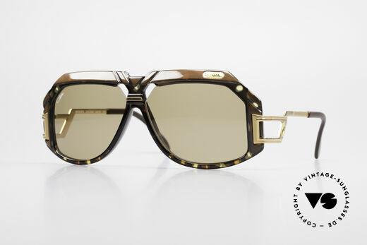 Cazal 870 Seltene 80er Designerbrille Details