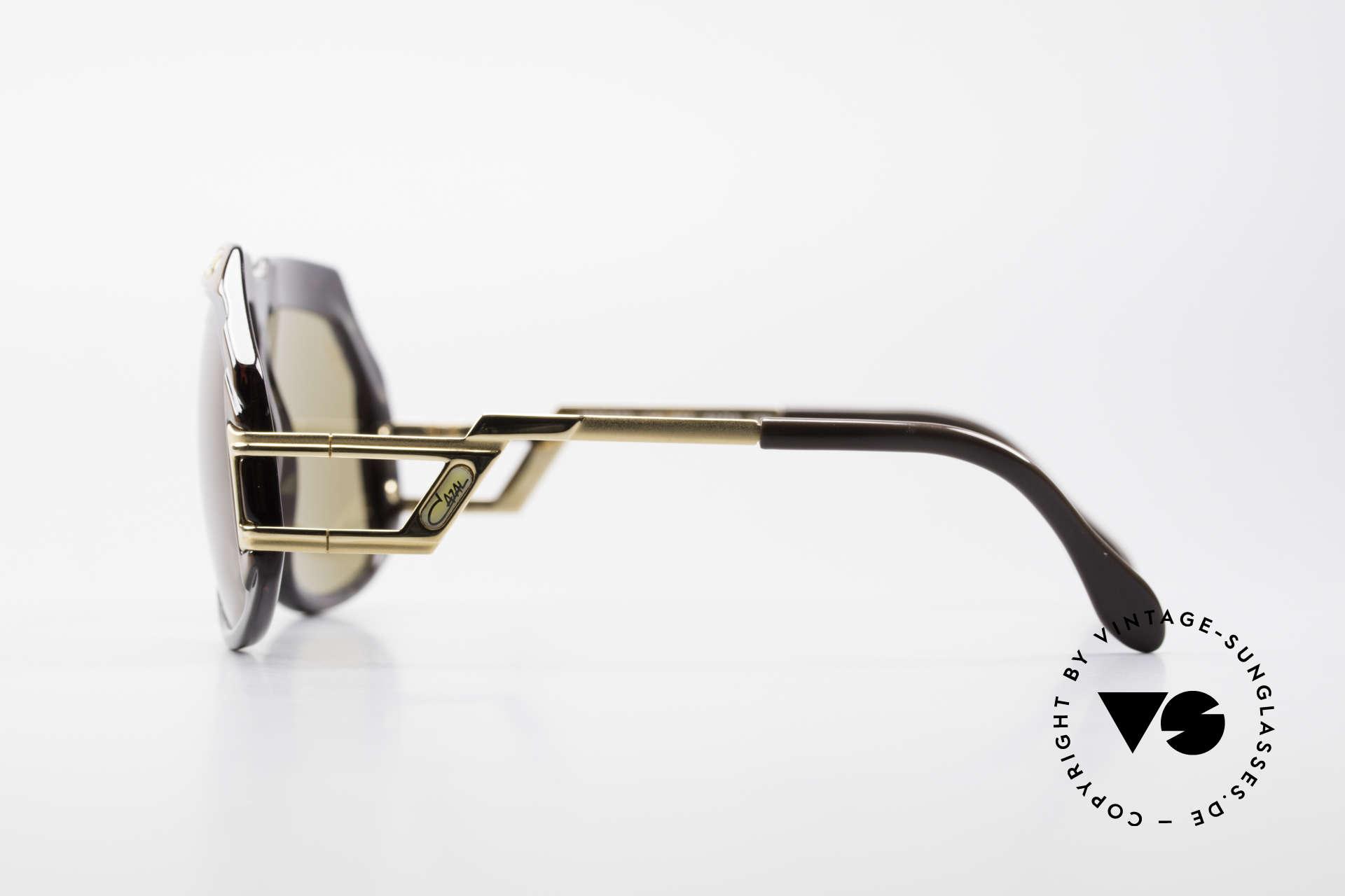 Cazal 870 Seltene 80er Designerbrille, KEINE Retrosonnenbrille, sondern ein vintage Original, Passend für Herren und Damen
