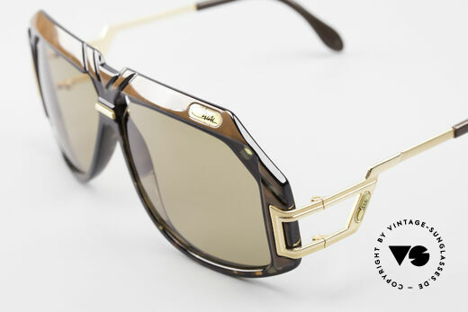 Cazal 870 Seltene 80er Designerbrille, ein begehrtes Sammlerstück; MADE IN W.GERMANY, Passend für Herren und Damen