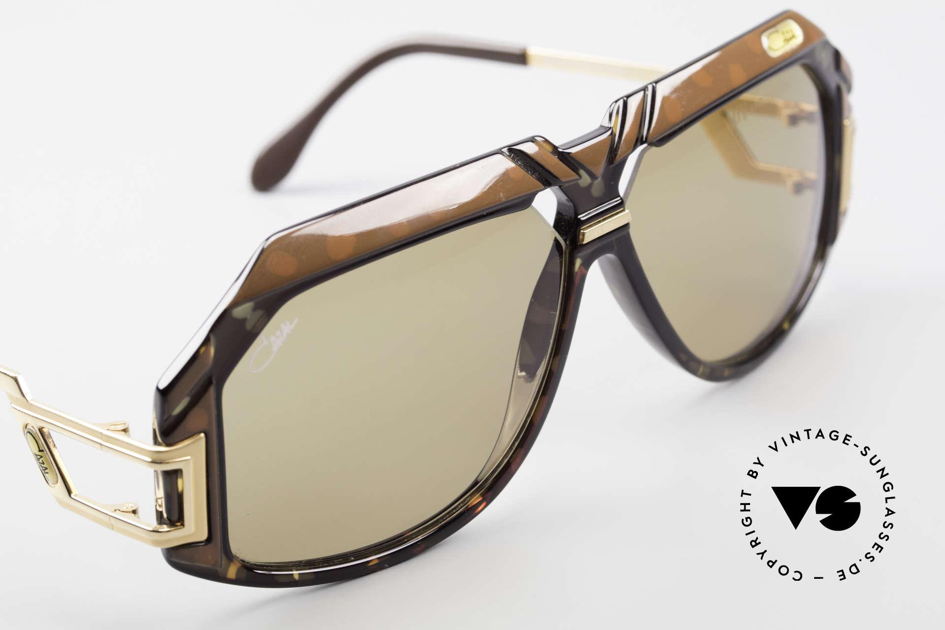 Cazal 870 Seltene 80er Designerbrille, ungetragene Rarität in einem unberührten Top-Zustand, Passend für Herren und Damen