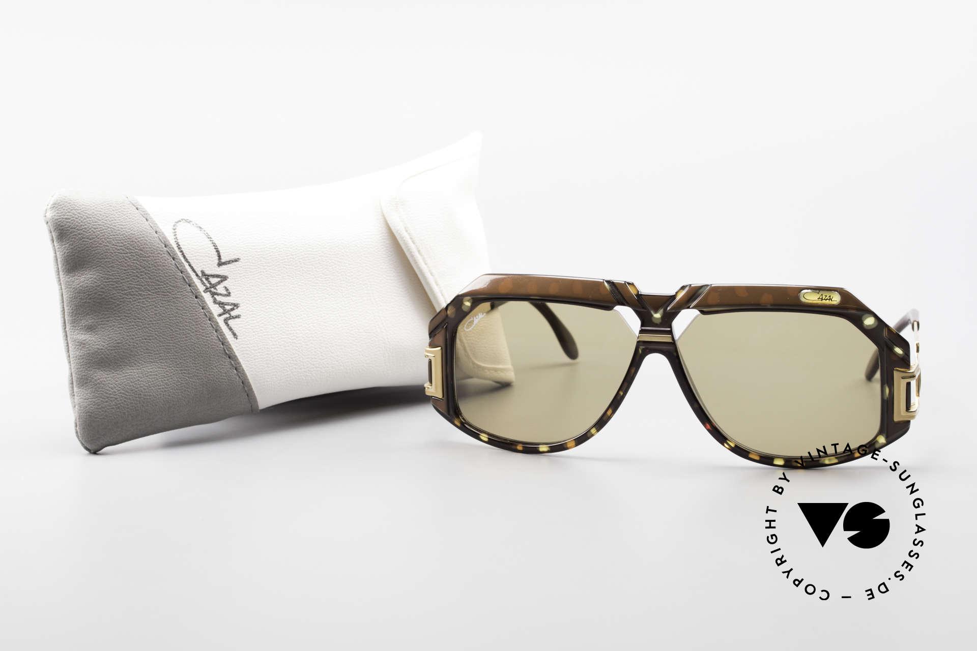 Cazal 870 Seltene 80er Designerbrille, Größe: extra large, Passend für Herren und Damen