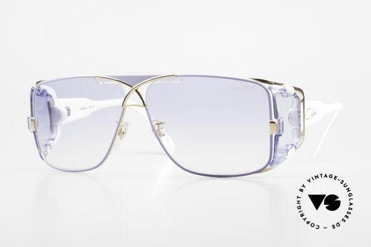 Cazal 955 80er Old School Sonnenbrille Details