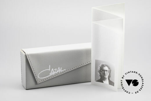 Cazal 868 Kunstvolle 80er Designerbrille
